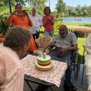 Viering 86e verjaardag